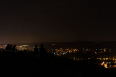 Panorama von Pforzheim