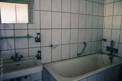 Badezimmer - war mal Luxus.