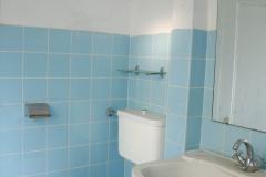 Badezimmer der 80er (?) Jahre