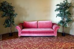 Sofa im Festsaal